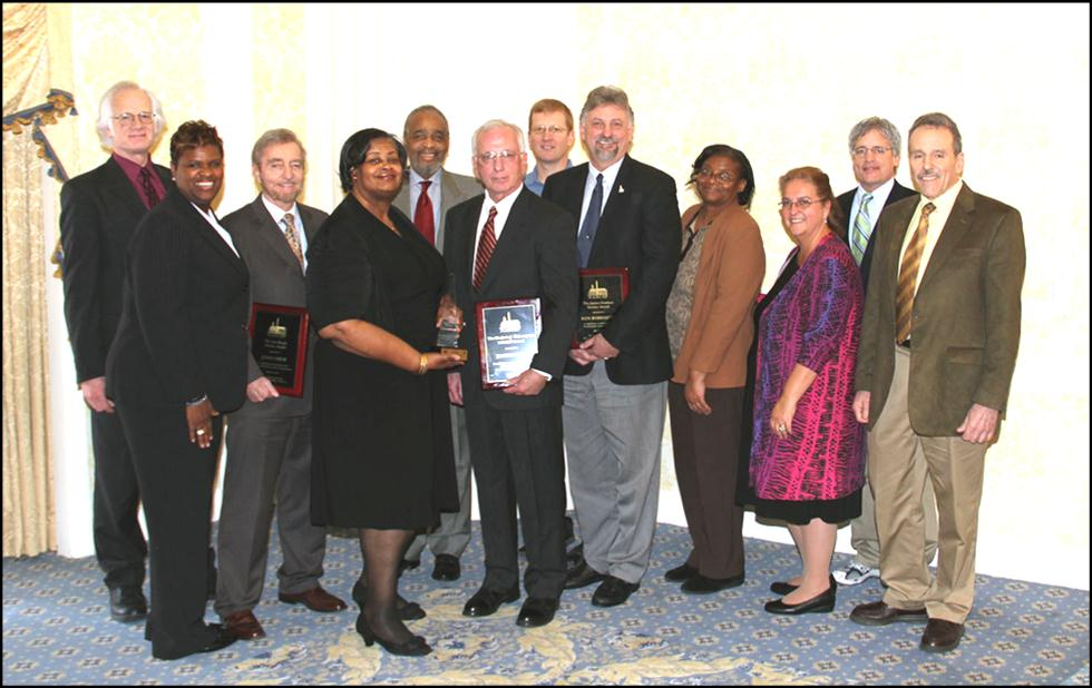 2012 NASCSP Award Winners