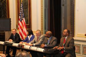 Panelists discuss WAP in second panel of event