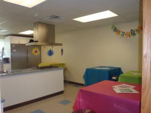 RKCAA kitchen