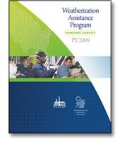 2009 Weatherization Assistance Program Annual Funding Survey